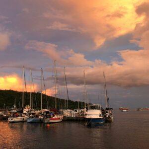 Vertrekkersblog: Storm in een glas water