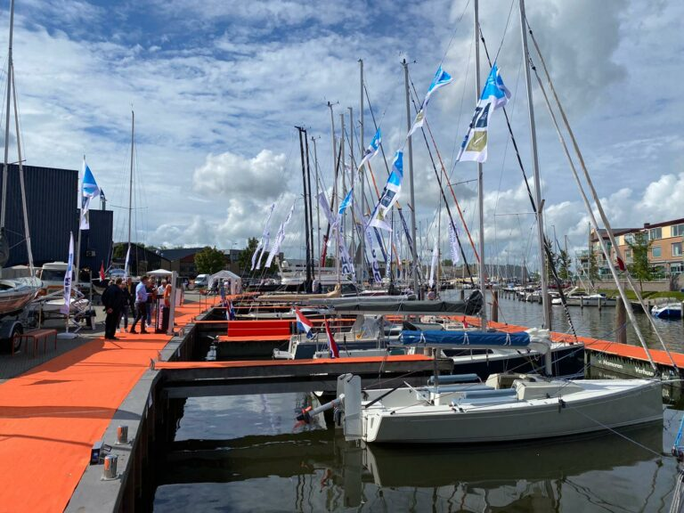 Dutch Yachting Weekend – Stap aan boord