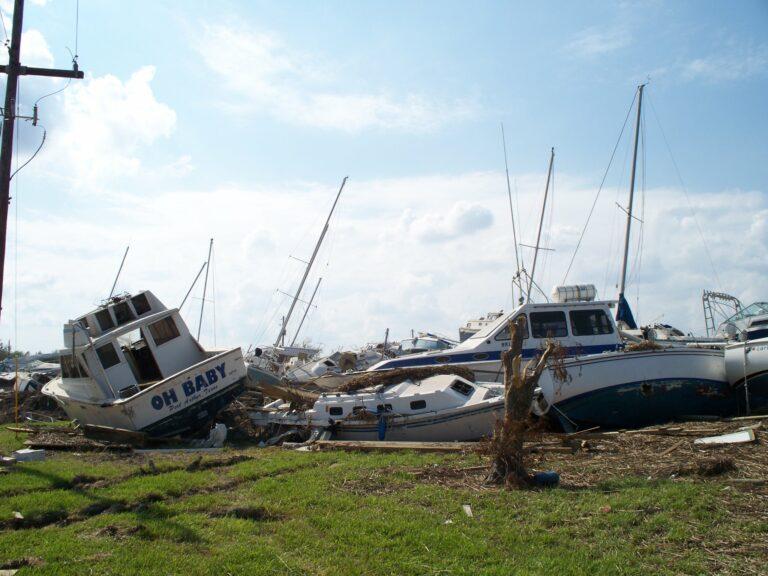 Orkaan Sally veroorzaakt ravage in Amerikaanse havens (+beelden)