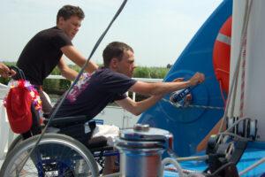 Zeil-10daagse van SailWise eerder gestopt door motorproblemen