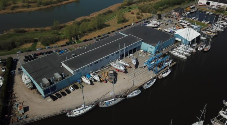 Bezoek op zaterdag 26 september de Open Dag van KM Yachtbuilders