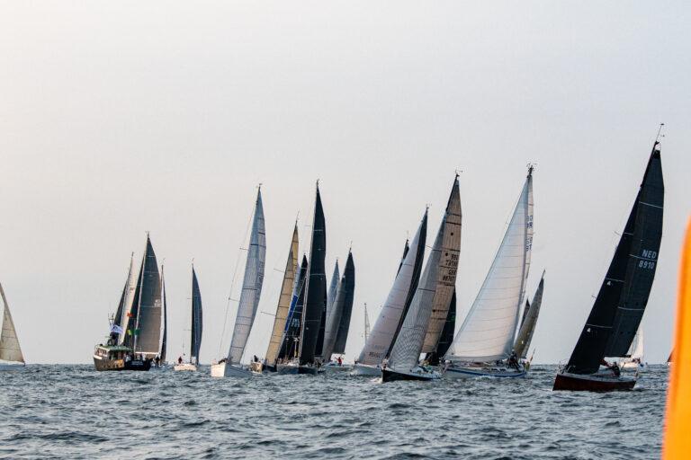 Bruine Bank Race 2020: van baanrecord tot gestrand jacht