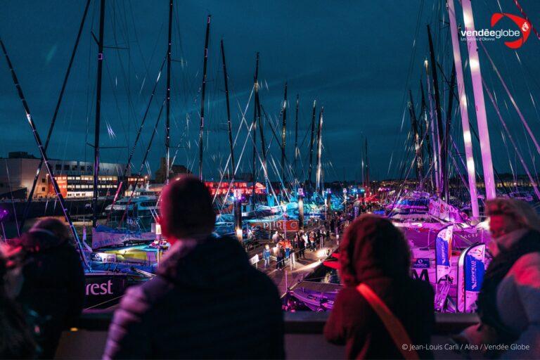 Facebookposts van Vendée Globe-schippers