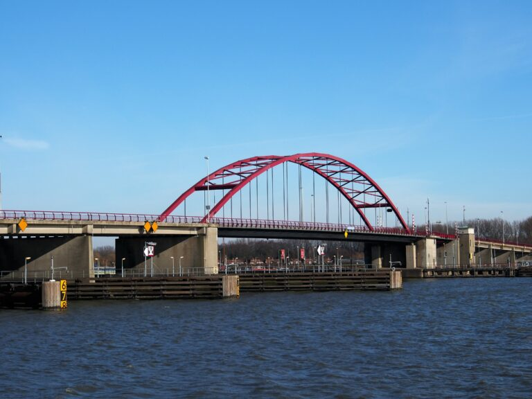Afstandsbediening van de Schellingwouderbrug is defect
