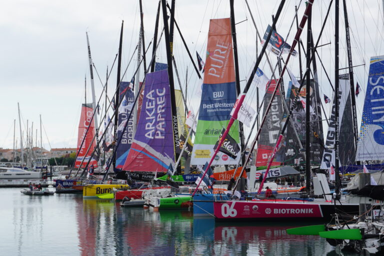 Vendée Globe: het aftellen is begonnen