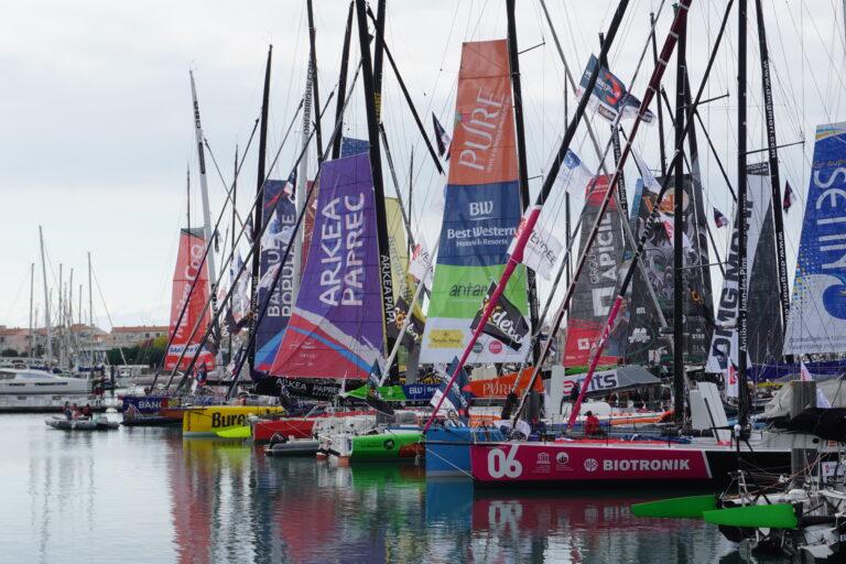 Vendée Globe: het aftellen is begonnen