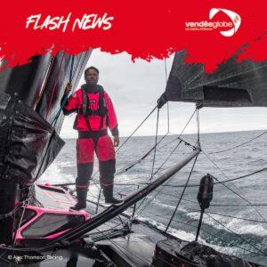Alex Thomson stopt met de Vendée Globe