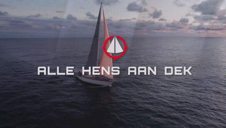 BN'ers op zee in SBS-programma Alle Hens Aan Dek (+fragment)