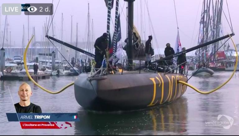 Vendée Globe: bekijk hier de live streams van de start