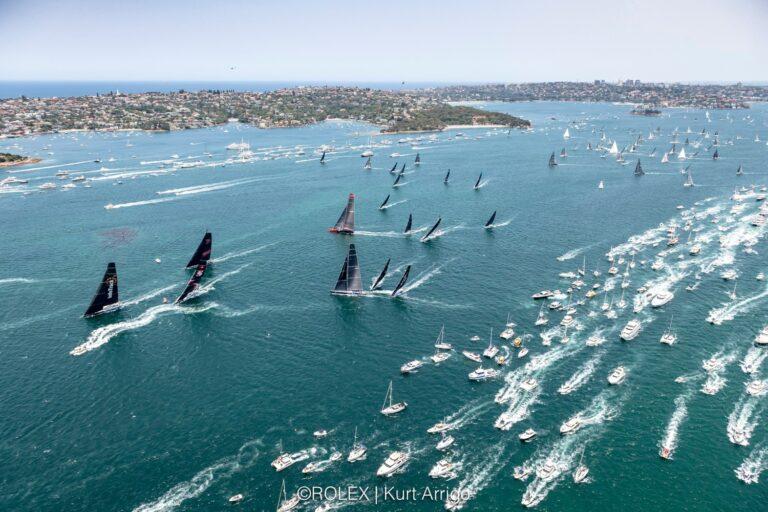 Rolex Sydney Hobart Yacht Race vanwege COVID-19 gecanceld