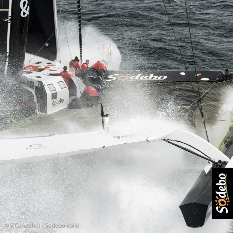 Team Sodebo stopt aanval op de Jules Verne Trophy