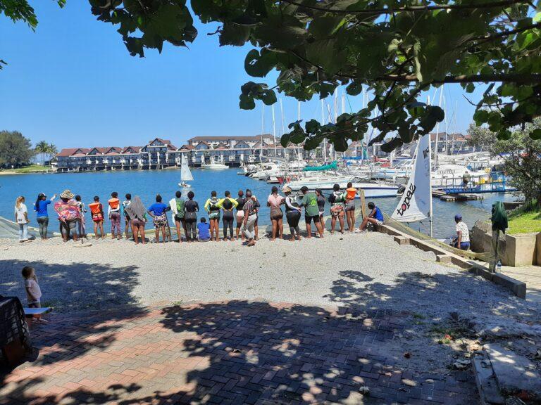 Column Anna: Ver van de zee