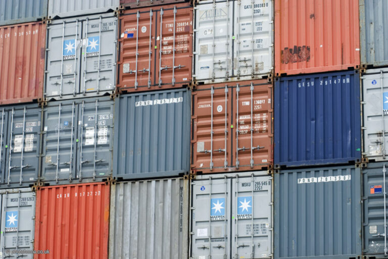 Is er een nieuwe 'containerramp'?