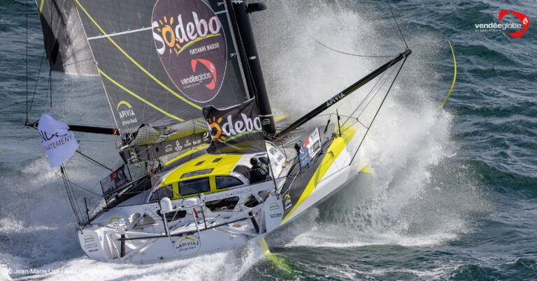 Vendée Globe: Drie scenario's voor de storm bij Kaap Hoorn (video-update)