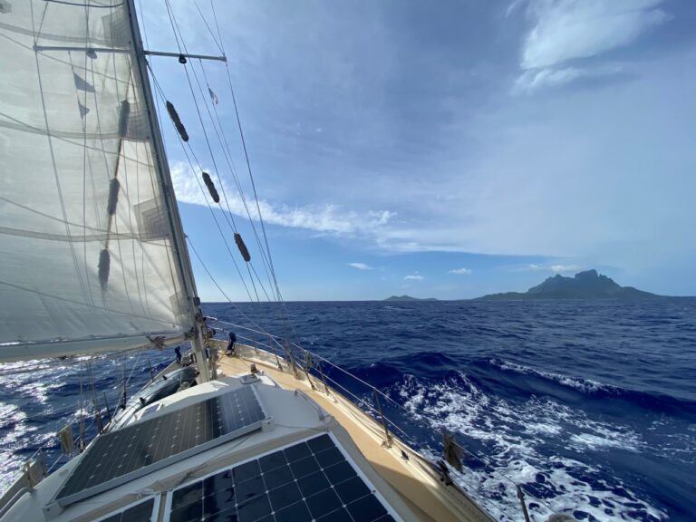 Sailors for Sustainability: Plan A of B?