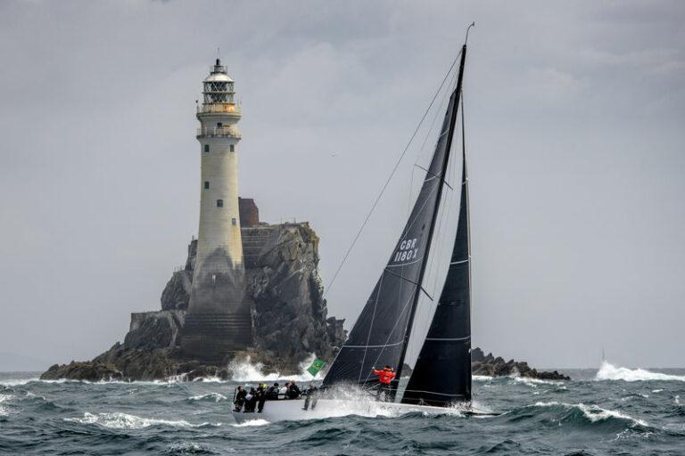 Inschrijflijst Rolex Fastnet Race razendsnel vol