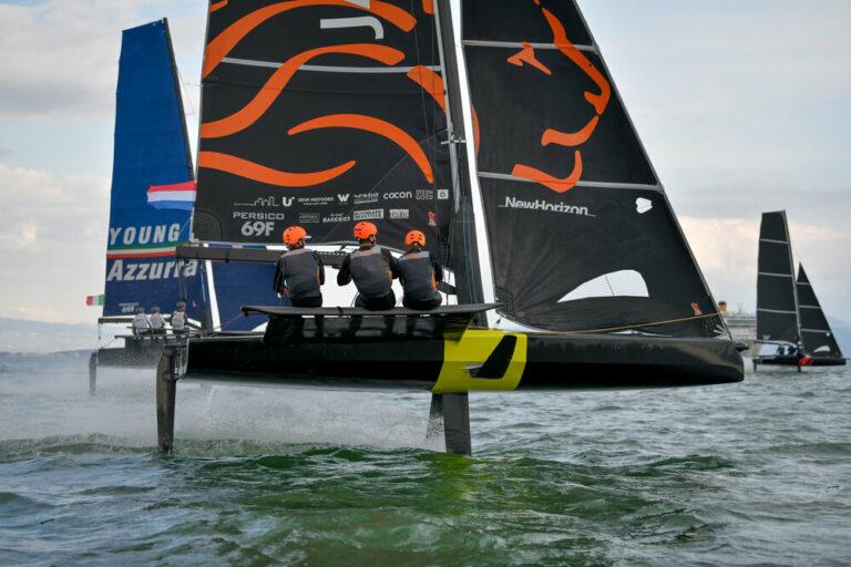 Team DutchSail 'vliegt' naar overwinning in de 69F-klasse