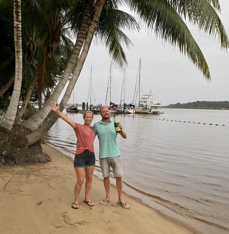Blog Black Moon – De Surinamerivier #2