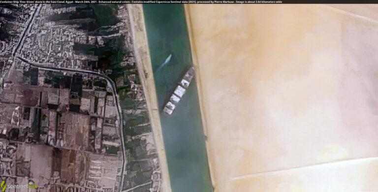 Blokkade Suezkanaal: Schepen kiezen voor Kaap de Goede Hoop