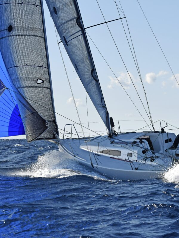 European Yacht of the Year 2019 Barcelona Trials 15 October 2019   J99 J/99