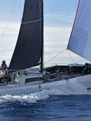 European Yacht of the Year 2019 Barcelona Trials 16 October 2019  Dehler 30 OD
