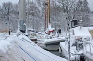 Nu in Zeilen: Overwinteren op je boot