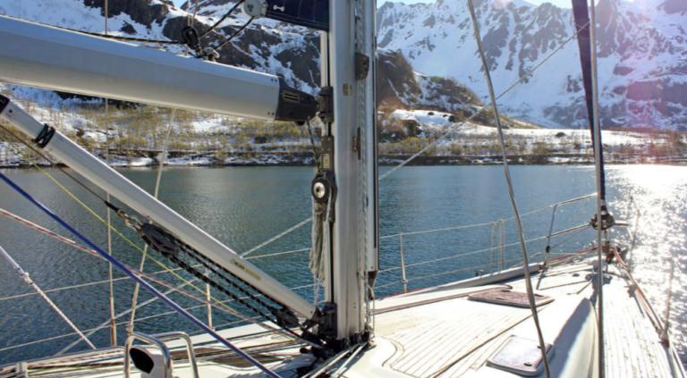 Nu in Zeilen: Keerpunt Noordkaap
