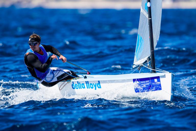 Nicholas Heiner is bijna klaar voor de Spelen