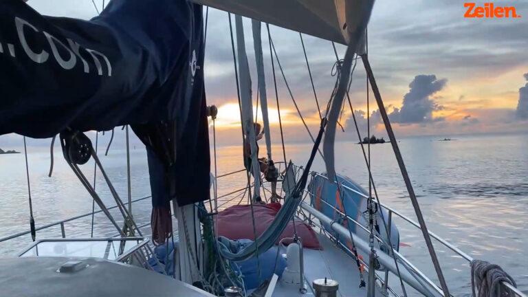 Vertrekkersvlog Yndeleau: Op de vlucht voor een orkaan