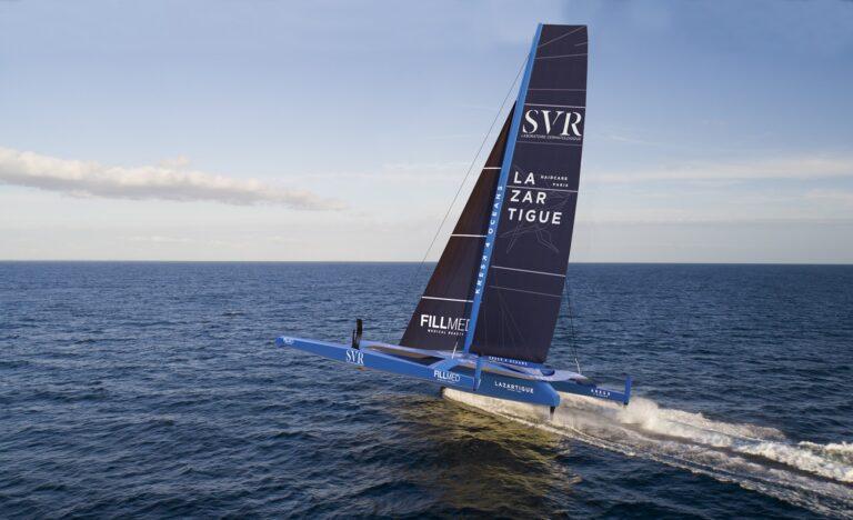 Ultim-zeiler François Gabart vindt na jaar nieuwe sponsor