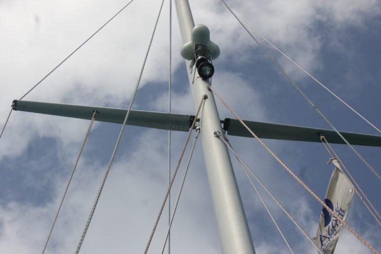 Tips van de tuiger: Zo blijft je mast overeind