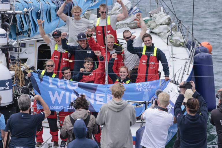 Winnend navigator Jolbert van Dijk: 'slim door het front'