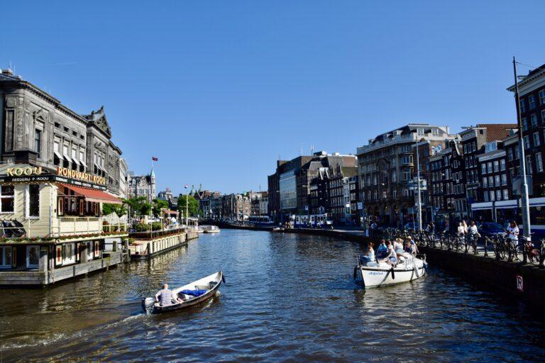 Amsterdams doorvaartvignet uitgesteld naar 2022