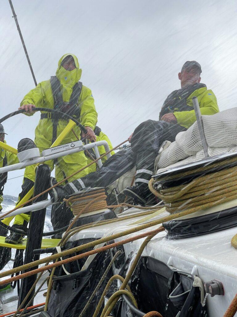 Nooit meer natte billen met zeilkleding van North Sails