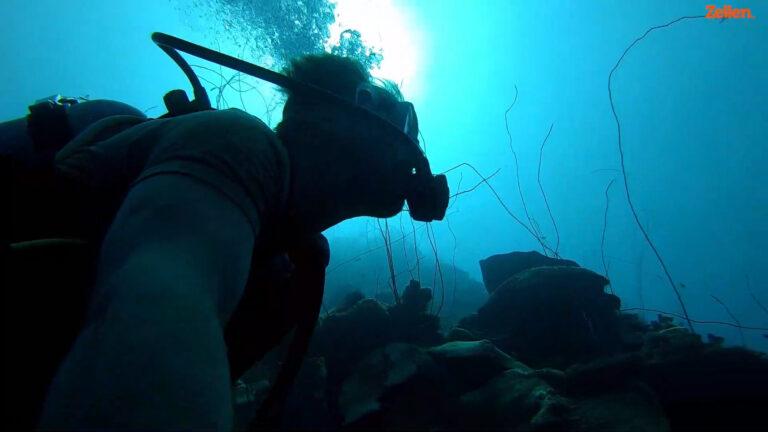 Klussen, duiken en weer klussen: een nieuwe vlog van Yndeleau!