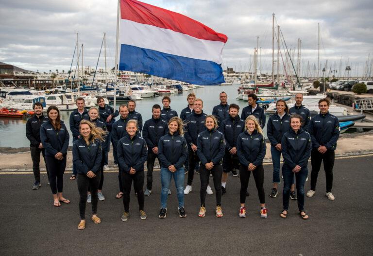 Nederland pakt twee keer goud op Allianz Regatta