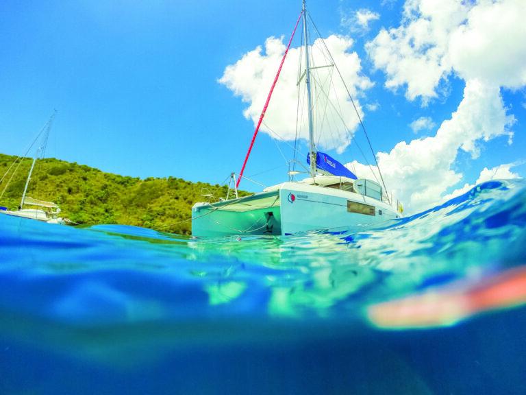 Catamarans: dubbele romp, dubbel plezier