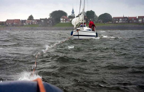 Meer watersporters, maar geen toename in aantal scheepsongevallen
