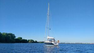 Havenontlopers: eigen paleisje op het water