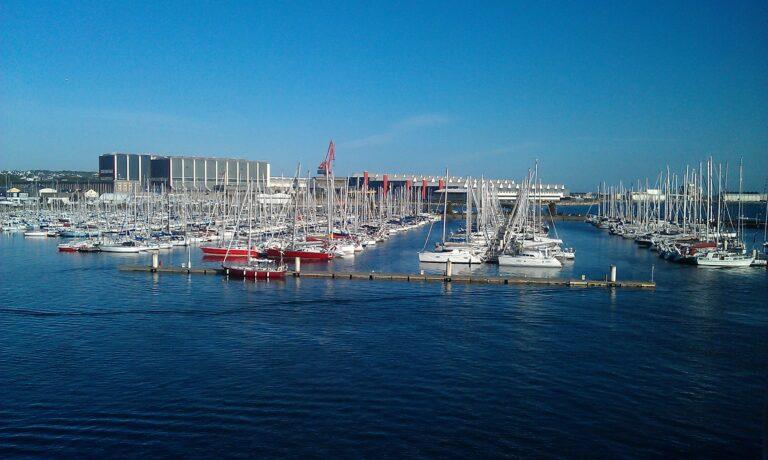 Jachthaven Cherbourg twee weken dicht door Fastnet