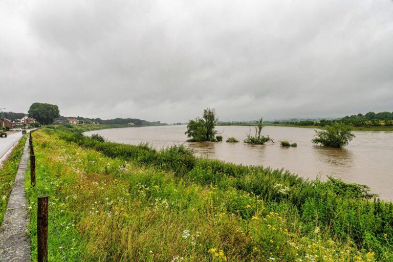 Extreme regenval: ook gevolgen voor Deltagebied?