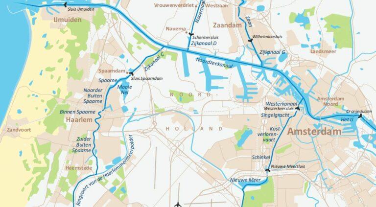 Staande Mastroute via Haarlem gestremd