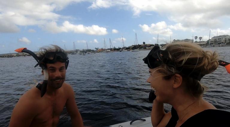 Vertrekkersvlog Yndeleau: Bonaire!