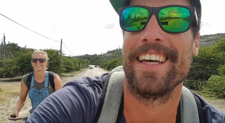 Vertrekkersvlog Yndeleau: Bonaire verkennen!