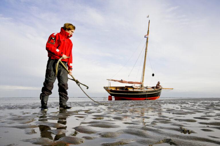 Havenontlopers: De kunst van het droogvallen