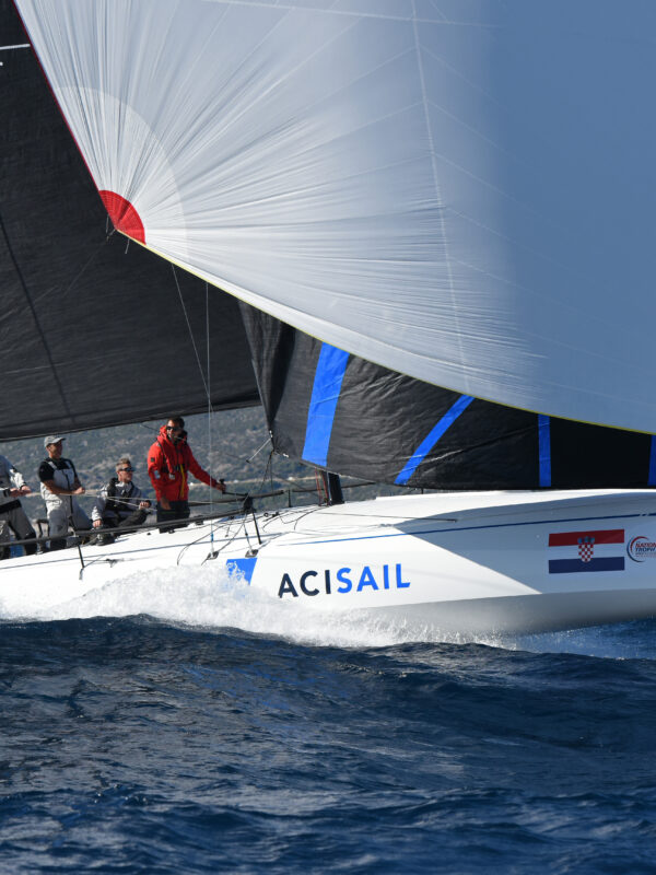 European Yacht of the Year 2019 Barcelona Trials 15 October 2019  Club Swan 36