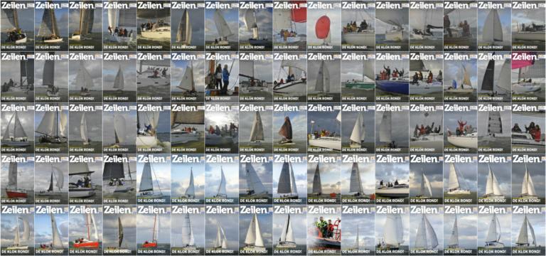Je eigen boot op de cover van Zeilen!